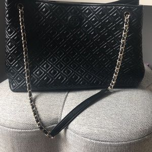 Brand new Marion quilted Tory Burch bag